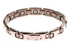 Титановый магнитный браслеты Тяньши Gold для женщин