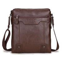 Оригинальная мужская сумка Polo Vicuna (Коричневый)