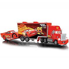 Іграшковий Трейлер Turbo Mack (Макуин) 46 см Dickie 3089025