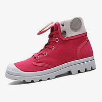 Унисекс-Повседневный-Полиуретан-На плоской подошве-Удобная обувь-Кеды 05324900