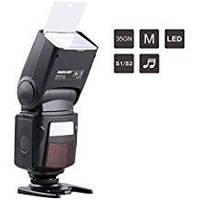 Фотовспышка Photoolex M500 SPEEDLIGHT, для Canon,Nikon,Sony,Panasonic,Olympus,Pentax,Sigma,Fujifilm