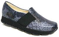 Туфли кожаные женские большие размеры, женская обувь большие размеры от производителя МИ5236