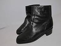 Medicus _отличные кожаные комфортные ботинки утепленные _Германия _4р-ст.24.5см Н57
