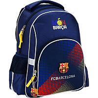 Рюкзак Kite BC17-513S FC Barcelona школьный детский для мальчиков 38см х 29см х 13см