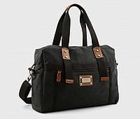 Мужская сумка MOYYI Fashion Bag (black)