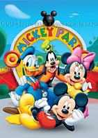 Друк їстівного фото - А4 - Вафельна папір - Міккі Маус та його Друзі №4, фото 1