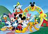 Печать съедобного фото - А4 - Вафельная бумага - Микки Маус и его Друзья №12
