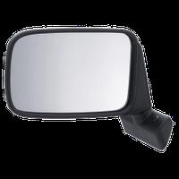 Зеркало автомобильное  WESEM LW 018.03 прямое ВАЗ 01-07 крепление 35 Польша, 1 штука