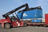 Контейнерні вантажоперевезення по Одесі і області, фото 1