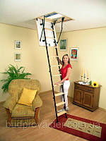 Складная чердачная лестница Оман Stallux 3