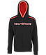 Толстовка Tecnifibre Men's Fleece Hoodie black, фото 2