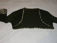 Болеро, женская летняя одежда