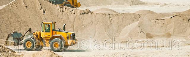 Покупаем строительный песок: параметры и виды.