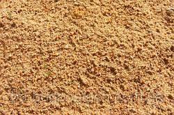 Покупаем строительный песок: параметры и виды