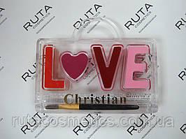 Christian блиск для губ Love (3)