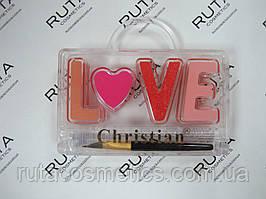 Christian блиск для губ Love (1)