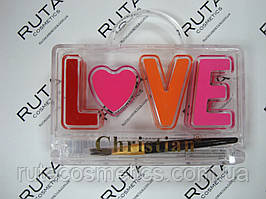 Christian блеск для губ Love (2)