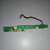Плата кнопка ВКЛ Samsung R50, R55