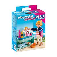 Конструктор Playmobil Мама с ребенком и пеленальным столиком 5368 ТМ: Playmobil