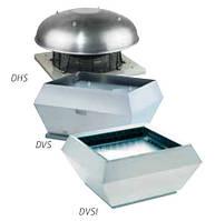 Вентиляторы Systemair DHS/DVS/DVSI