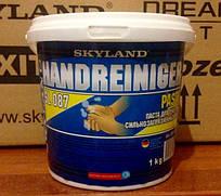 Паста для очистки рук SKYLAND SL 087 (абразив - песок, запах лимон) 1 кг.