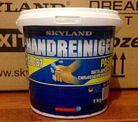 Паста для рук SKYLAND SL 087 (абразив - песок, запах лимон) 1кг.