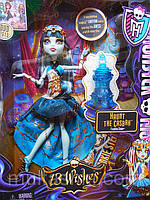 Кукла Монстер хай Фрэнки Штейн 13 Желаний (Monster High 13 Wishes Haunt the Casbah Frankie Stein )