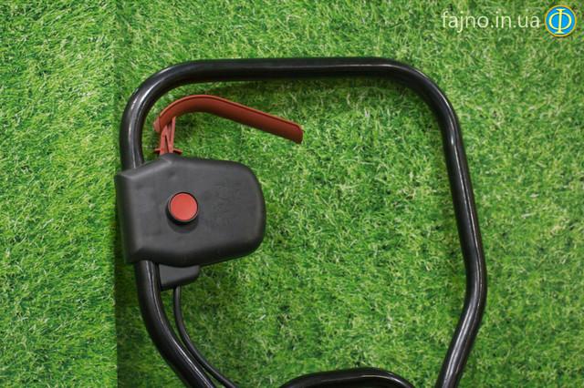 Электрокультиватор Ikra Mogatec EM 750 ручки