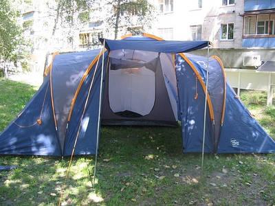 Ремонт палаток