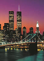 Фотообои на стену Манхеттен, 183х254 см