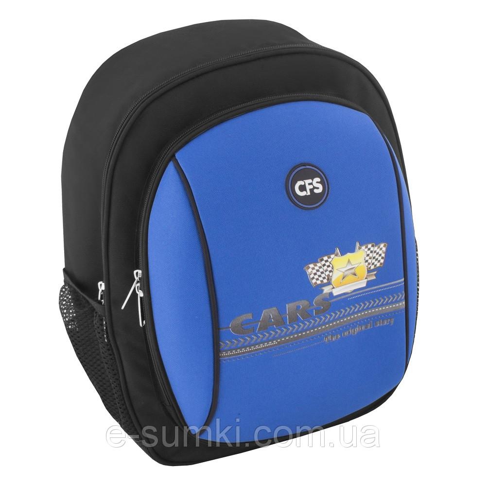 da22639edc70 Рюкзак для мальчика школьный, ортопедический, голубой - купить по ...