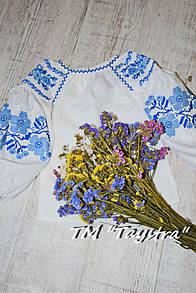 Вышиванка детская блузка вышитая, бохо, этно стиль, Bohemian