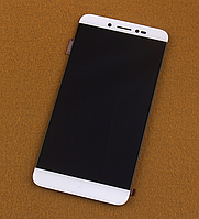 Оригинальный дисплей (модуль) + тачскрин (сенсор) для Prestigio MultiPhone Grace Z5 5530 Duo (белый цвет)