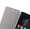 Кожаный чехол книжка MOFI для HTC One ME черный, фото 2