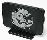 Внешние карманы для HDD Agestar SUB 3A8 (Black)