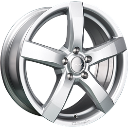 Диски от Tomason ( Томасон ) модель TN11 цвет Silver Painted