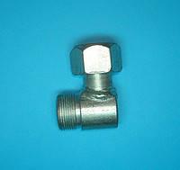 Уголок соединительный (с контргайкой) S24 М20х1,5 Г24(М20х1,5)