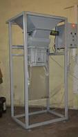 Дозатор бункерный, дозатор для песка, бакалеи, гранул, легкосыпучих продуктов фасовка в мешки (В НАЛИЧИИ)
