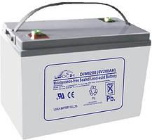 Аккумуляторная герметизированная свинцово-кислотная батарея LEOCH DJM 6-200