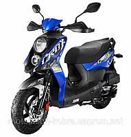 Недорогой 150 кубовый скутер SYM CROX 150