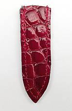 Чехол для ножниц кожанный 100-11, фото 2