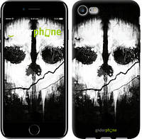 "Чехол на iPhone 7 Call of Duty череп ""150c-336-4848"""