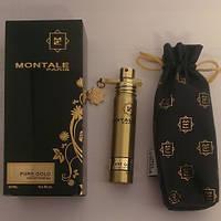 Montale Pure Gold EDP 20 ml (парфюмированная вода Монталь Пур Голд)