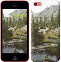 """Чехол на iPhone 5c Природа """"2881c-23-4848"""""""
