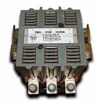 Пускатель магнитный ПМА 5100 380В нереверсивный