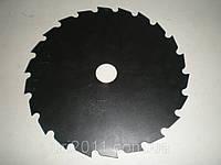 Нож двадцатидвухзубый (22-х зубый) к мотокосе 200х25,4, фото 1