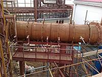 Изготовление газоходов.
