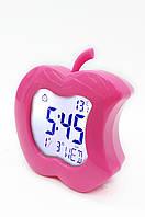Часы будильник 6846 Apple