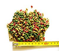 Корм для карпов кои диаметр 5мм плавающий разноцветный (5011007)