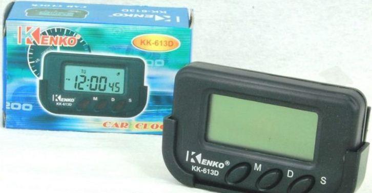 Часы будильник электронные KENKO 613D (с таймером) - erniboom market в Херсоне